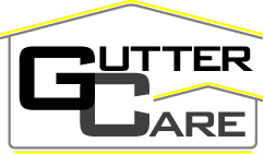 Gutter Care logo and The Gutter Cleaning Professionals